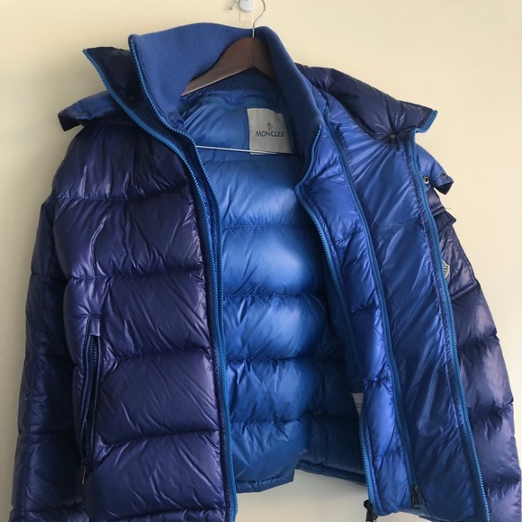 0860c36e5c Moncler men s puffer jacket double chested. M 5b527301fb3803b796506a22